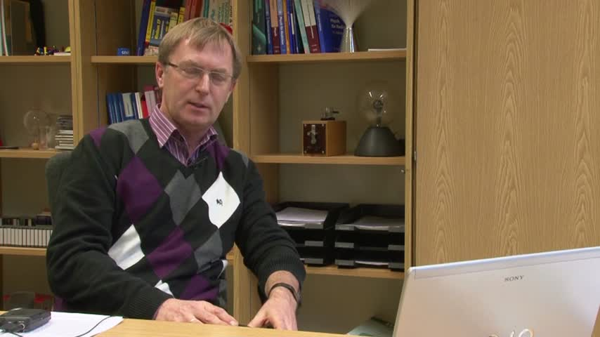 hein@ward 2010: Nominierung Prof. Dr. Dieter Schumacher - Interview