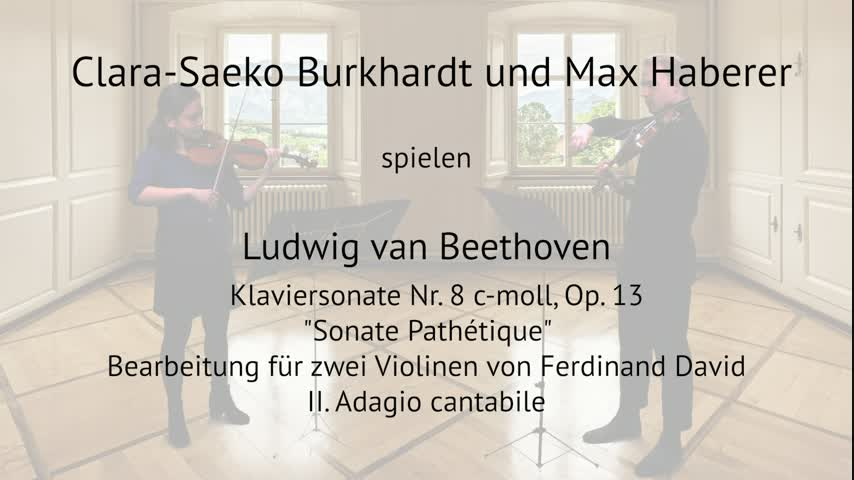 Violin-Duo Beethoven