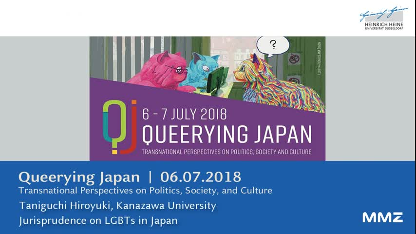 Jurisprudence on LGBT sexuality in Japan