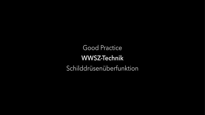 Good Practice: WWSZ-Technik
