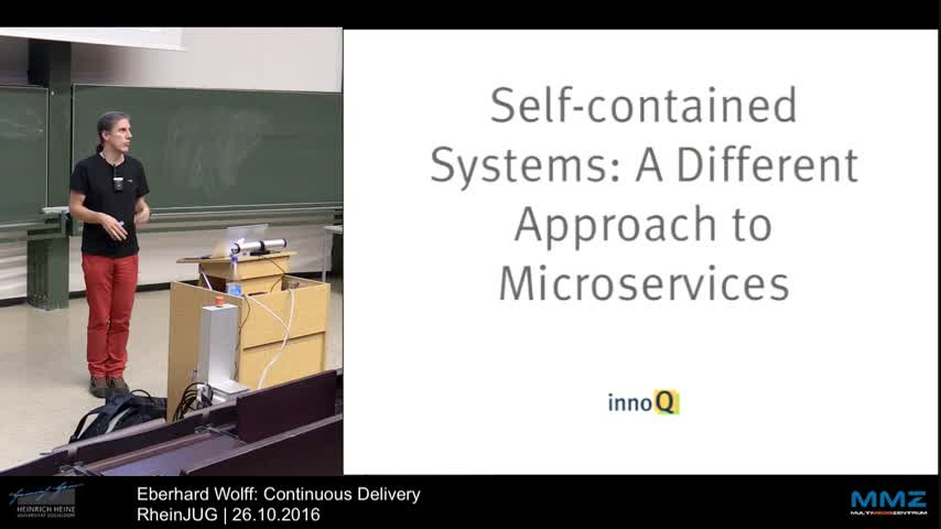 Self-contained Systems: A Different Approach to Microservices