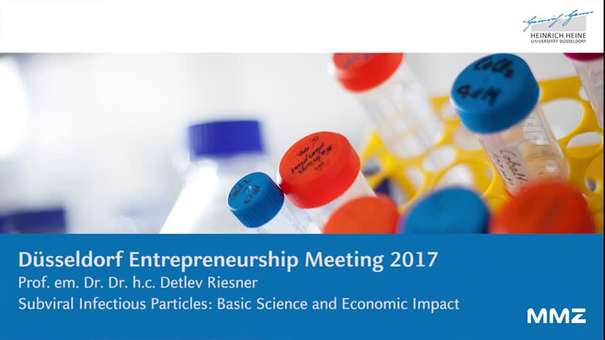 Düsseldorf Entrepreneurship Meeting 2017