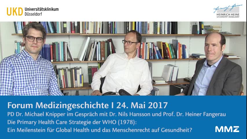 Die Primary Health Care Strategie der WHO (1978)