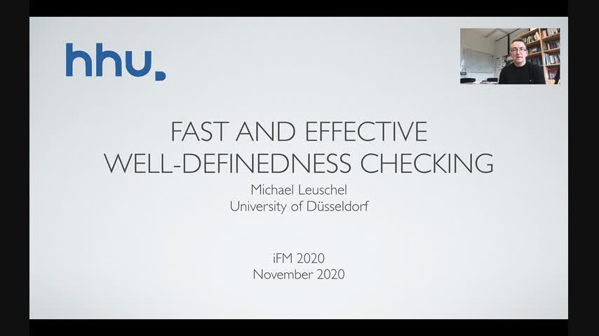 iFM2020 - Fast and Effective WD Checking - v2